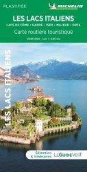 Dernières parutions dans Carte routière & touristique, Lacs italiens. Lacs de Côme, Garde, Iseo, Majeur, Orta. 1/285 000 Plastifiée, Edition 2020