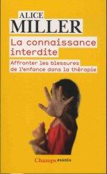 Dernières parutions sur Psychanalyse de l'enfant - Filiation, La connaissance interdite
