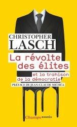 Dernières parutions dans Champs Essais, La révolte des élites