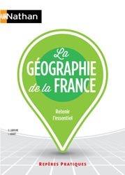 Nouvelle édition La géographie de la France