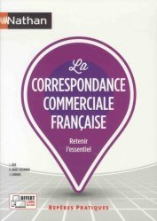 Dernières parutions sur Correspondance, La correspondance commerciale française