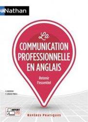 Dernières parutions dans Repères pratiques, La communication professionnelle en anglais