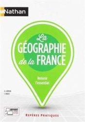 Dernières parutions dans Repères pratiques, La géographie de la France
