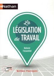 Dernières parutions dans Repères Pratiques, La législation du travail
