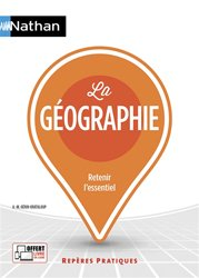Dernières parutions dans Repères pratiques, La géographie