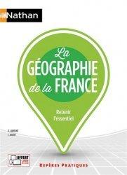 Dernières parutions dans Repères pratiques, La géographie de la France - Repères pratiques numéro 5 - 2020