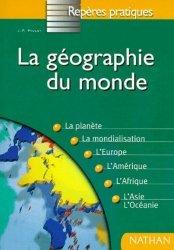 Dernières parutions dans Repères pratiques, La géographie du monde
