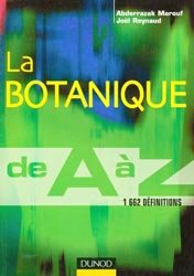 Dernières parutions sur Taxinomie et systématique, La botanique de A à Z