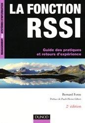 Dernières parutions dans Management des systèmes d'information, La fonction RSSI