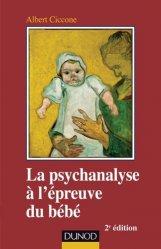 Dernières parutions dans Psychismes, La psychanalyse à l'épreuve du bébé