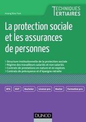 Dernières parutions dans Techniques Tertiaires, La protection sociale et les assurances de personnes