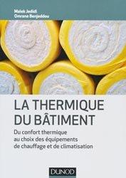 Souvent acheté avec Formulaire pratique pour les techniciens des métiers du bois, le La thermique du bâtiment