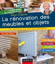 Dernières parutions sur Meubles et objets, La rénovation des meubles et objets