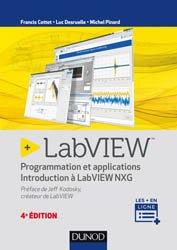 Dernières parutions dans Technique et ingénierie, LabVIEW  Programmation et applications