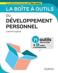 Dernières parutions dans La boîte à outils, La boîte à outils du développement personnel en entreprise