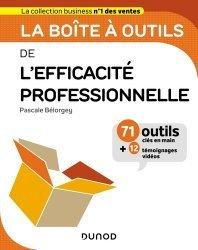 Dernières parutions dans La boîte à outils, La boîte à outils de l'efficacité professionnelle