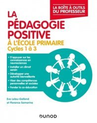 Dernières parutions sur Psychologie à l'école, La pédagogie positive à l'école