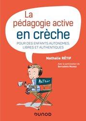Dernières parutions sur Accueil de la petite enfance, La pédagogie active à la crèche