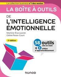 Dernières parutions sur Gestion des émotions, La boîte à outils de l'intelligence émotionnelle