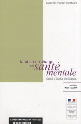 Dernières parutions dans Études et statistiques, La prise en charge de la santé mentale en France Recueil d'études statistiques