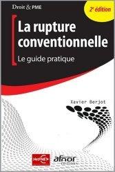 Dernières parutions dans Droit & PME, La rupture conventionnelle. Le guide pratique, 2e édition