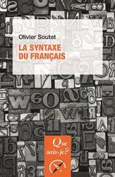 Dernières parutions sur Expression écrite, La syntaxe du français