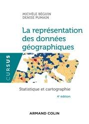 La représentation des données géographiques
