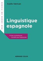 Dernières parutions sur Grammaire-Conjugaison-Orthographe, La linguistique espagnole