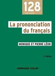Dernières parutions dans 128, La prononciation du français