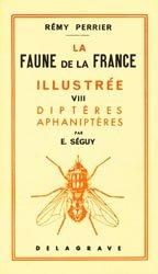 Souvent acheté avec La truite, le La faune de la France illustrée 8 Diptères Aphaniptères
