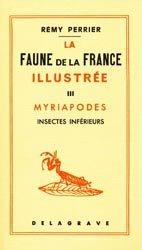 Souvent acheté avec La truite, le La faune de la France illustrée Tome 3 Myriapodes
