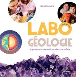 Souvent acheté avec Géo tourisme en Finistère, le Labo geologie pour les kids