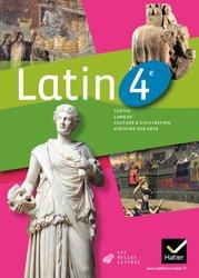Dernières parutions dans Latin Collège, Latin 4e : Manuel de l'élève