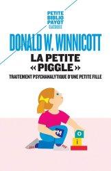 Dernières parutions sur Winnicott, La petite 'piggle'