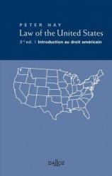 Souvent acheté avec Voitures américaines, le Law of the United States ; Introduction au droit américain. 3e édition