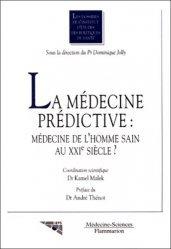 Dernières parutions dans Les dossiers de l'IEPS, La médecine prédictive : médecine de l'homme sain au XXIème siècle?