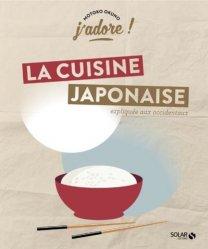 Dernières parutions dans J'adore !, La cuisine japonaise
