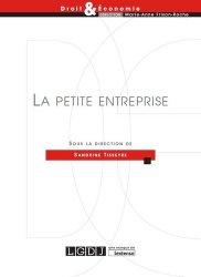 Dernières parutions dans Droit & Economie, La petite entreprise