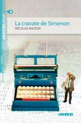 Dernières parutions dans Mondes en VF, La Cravate de Simenon - Livre + mp3