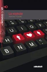 Dernières parutions dans Mondes en VF, La Voyeuse - Livre + mp3