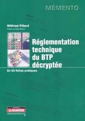 Dernières parutions dans Mémento, La règlementation du BTP décryptée