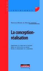 Dernières parutions dans Guides juridiques, La conception - réalisation