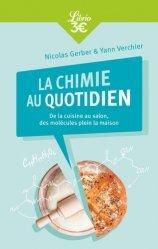 Dernières parutions sur Chimie et culture, La Chimie au quotidien