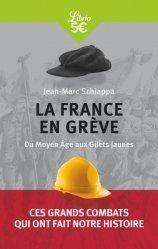 Dernières parutions dans Librio Mémo, La France en grève