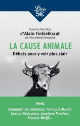 Dernières parutions dans Librio, La cause animale