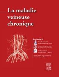 Souvent acheté avec La maladie thrombo-embolique veineuse, le La maladie veineuse chronique