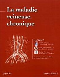Dernières parutions sur Médecine vasculaire, La maladie veineuse chronique