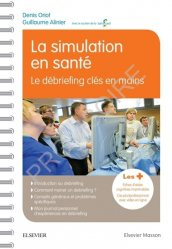 Dernières parutions sur Sciences humaines, La simulation en santé