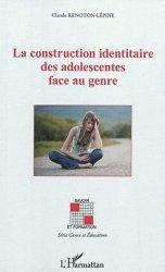 Dernières parutions dans Savoir et formation, La construction identitaire des adolescentes face au genre