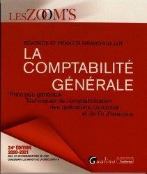 Dernières parutions dans Les Zoom's, La comptabilité générale